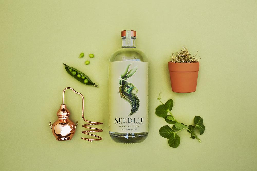 Seedlip - världens första alkoholfria sprit.