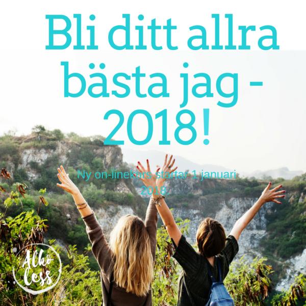 Bli ditt allra bästa jag 2018