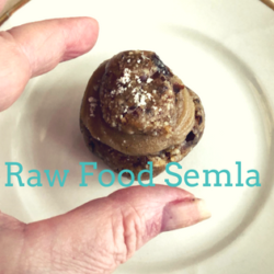 Raw Food Semla