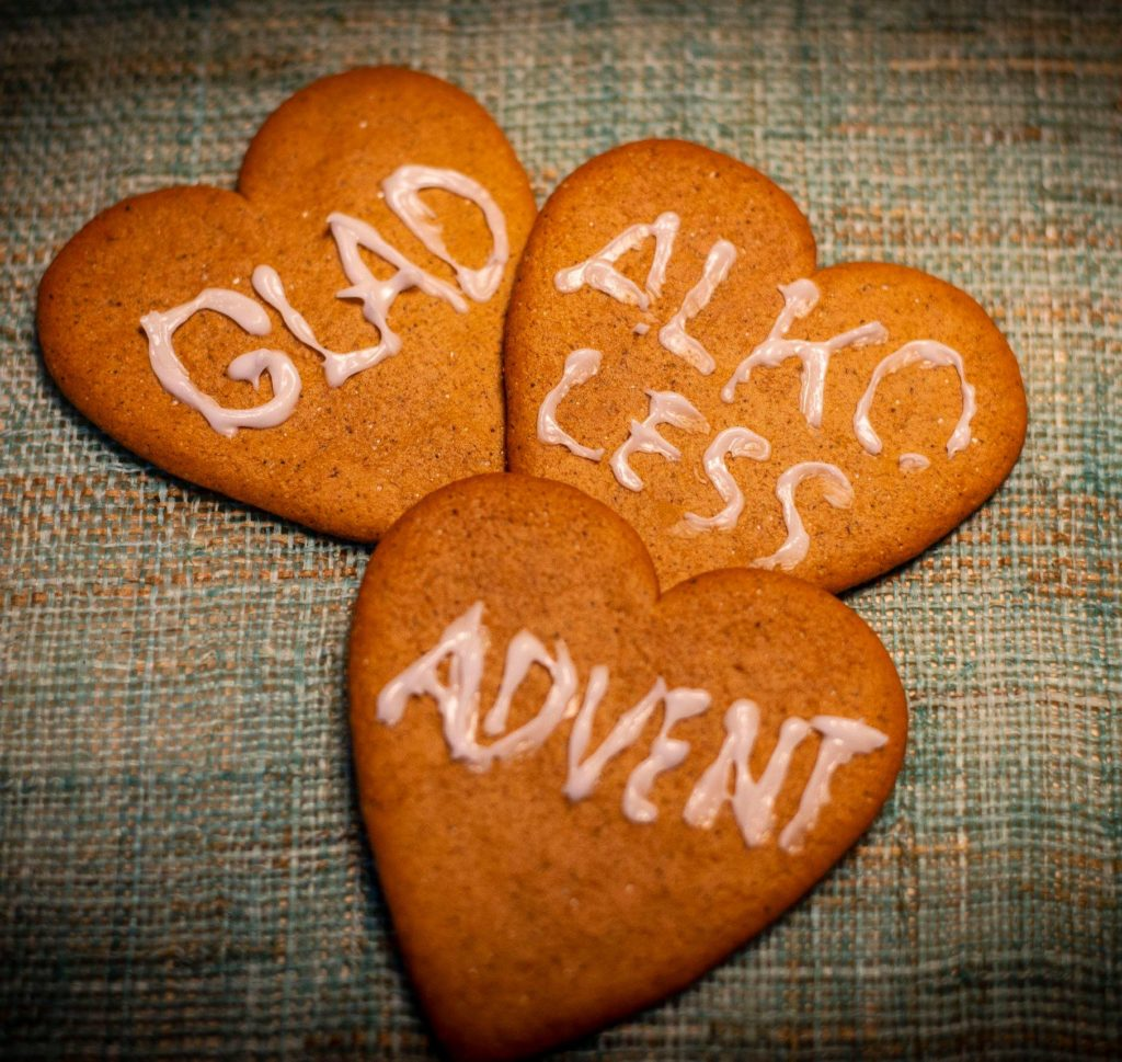 Glad advent