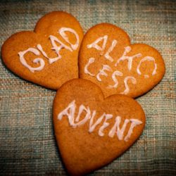 Glad advent